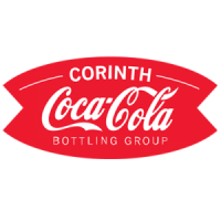 Corinth Coca-Cola logo